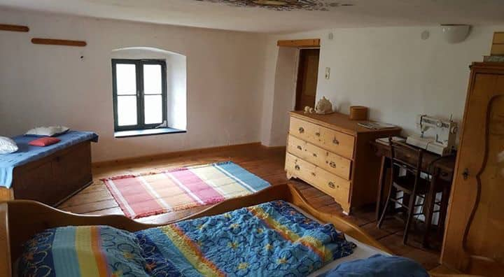 Zimmer am Permakulturhof