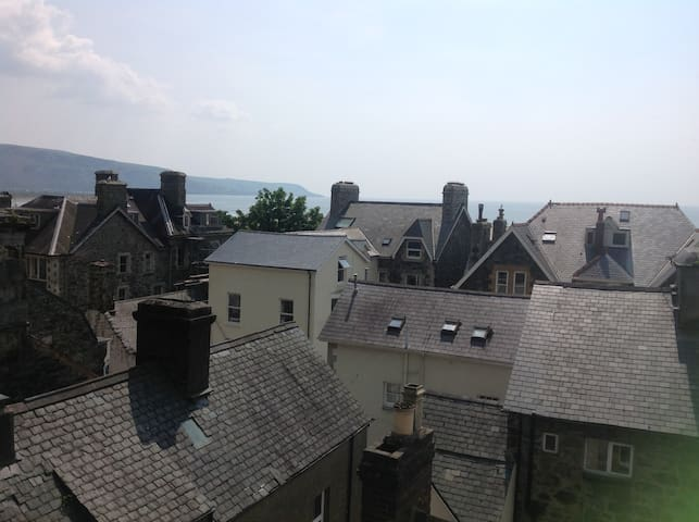 Barmouth holiday cottage lovely views - Barmouth - Departamento