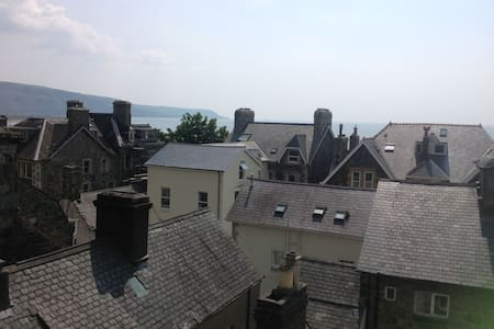 Barmouth holiday cottage lovely views - Barmouth - อพาร์ทเมนท์