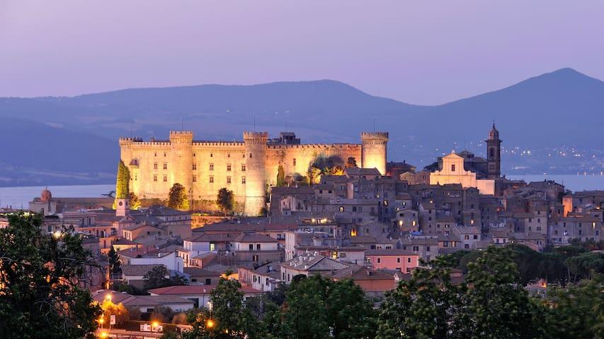 Casetta Praecilia - Bracciano - Departamento