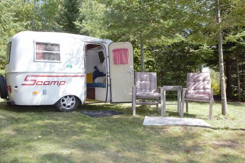 Minnesota Wilderness Lakefront Camping