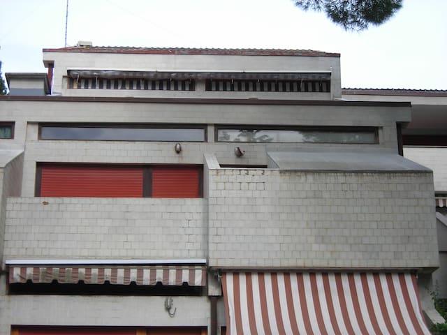 residence pineta-mare