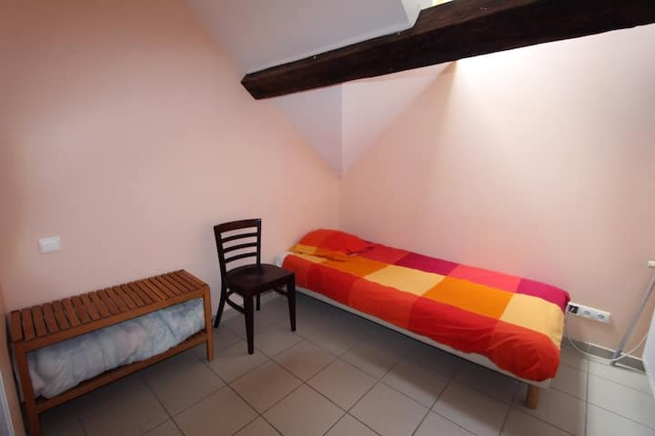 Chambre single Tahiti