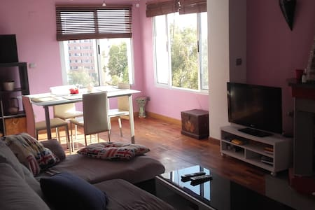 BEACH AND RELAX BEDROOM 2 - Benajarafe - Huis