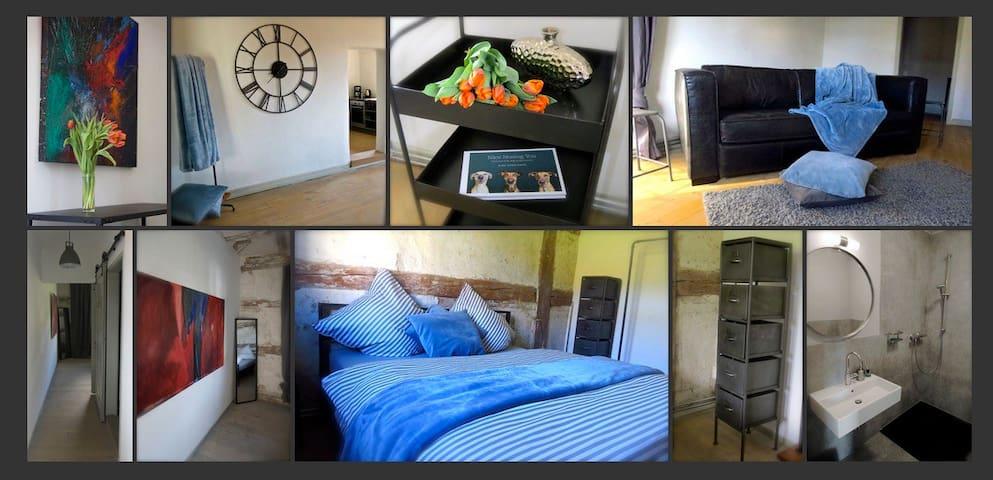 Wohnen auf Zeit in Apartment mit Seeblick