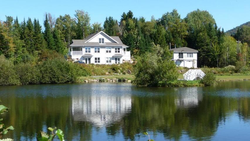 """Au détour du lac  """"4"""""""
