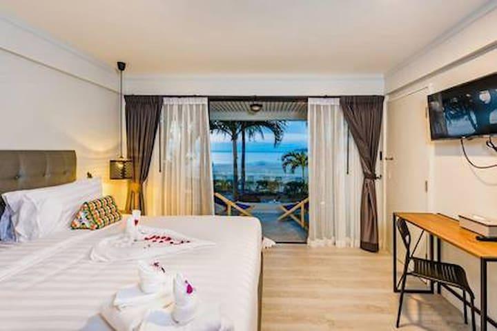 Best Vacation@Kamala Beach Front View#UniqueCozy4