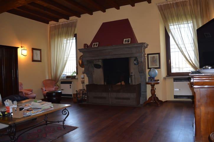 Antica cascina Franciacortina - Cazzago San Martino - House