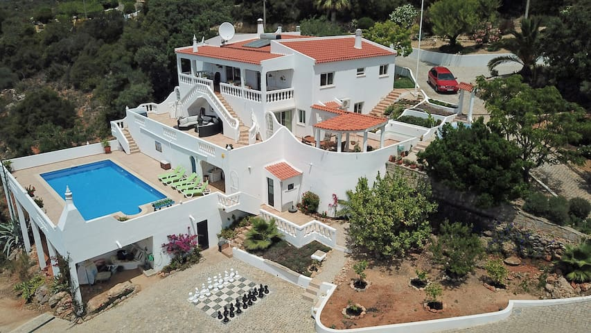 Private pool, stunning view - Casa Carlotta