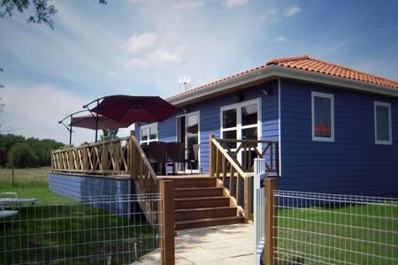 Maison avec terrasse, jardin et jacuzzi 6 places - Soulac-sur-Mer - 一軒家