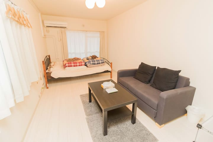 CLASSIC SHOPPING STREET & NEAR SHIMOKITAZAWA+WIFI - Shibuya-ku - Appartement