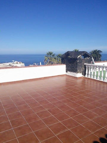 cozy casa in the sun - ocean view - Los Realejos - Lejlighed