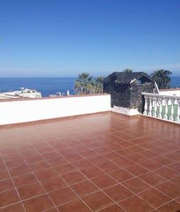 cozy casa in the sun - ocean view - Los Realejos