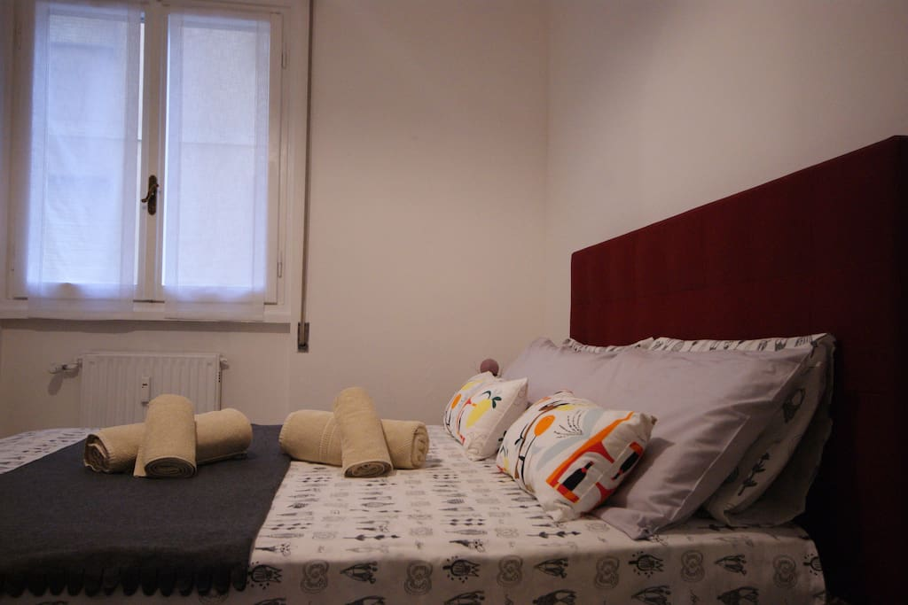 Camera con finestra