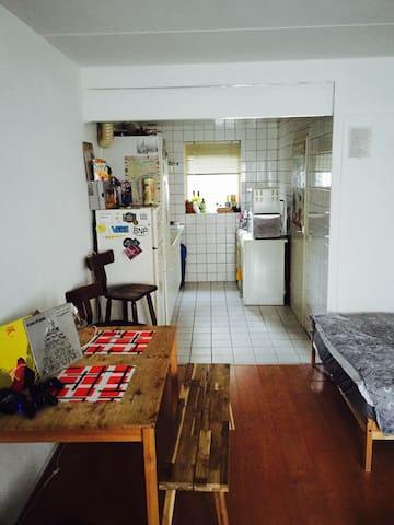Cozy Studio apartment. - Utrecht - Apartmen