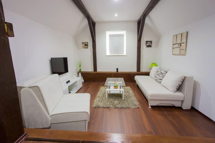 Apartman za 5 osoba vila Zahumka