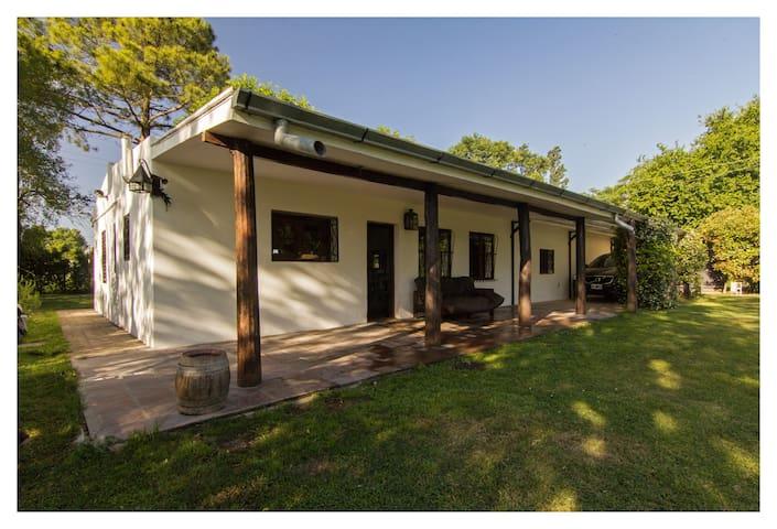 Casa de Campo en Roldan - Parque 2000mts piscina - Roldán