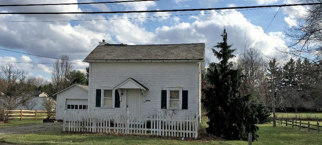 The Corbel House. A Quaint Updated Cottage! - Canton - Hus