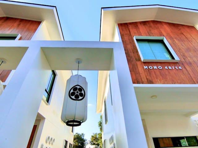 (villa14) Chalong Palai 3-bedroom japanese style