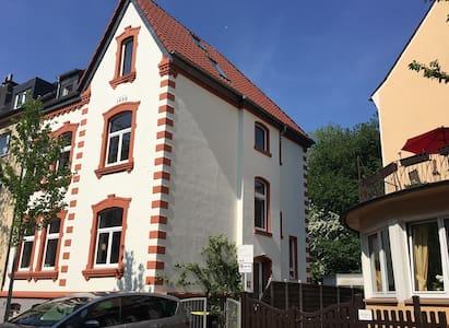 Traumschöne Altbau-Whg in E-Rütt. - Essen - Huoneisto
