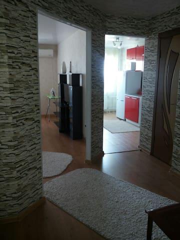 Уютная 1 комнатная квартира - Volgograd - Apartment