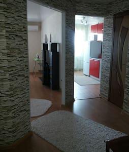 Уютная 1 комнатная квартира - Volgograd - Appartement