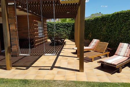 Summer house with swimming pool - Calafell - House - 2