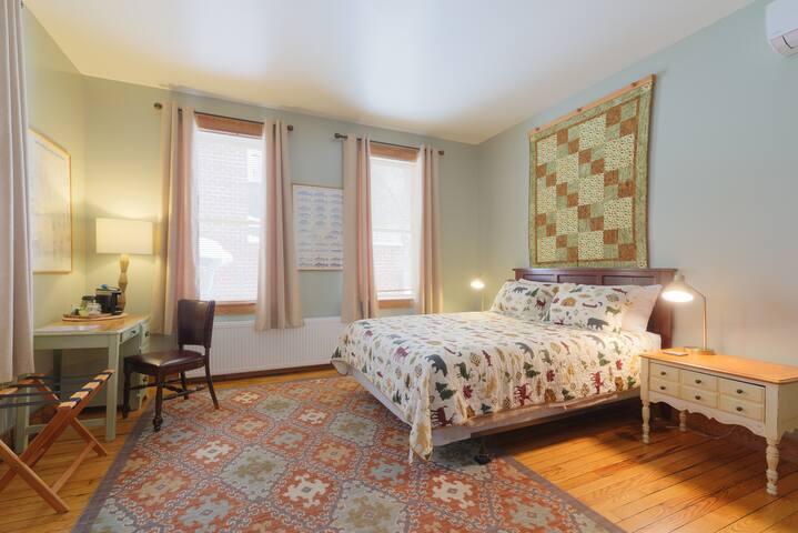 The Village Inn - Room 203