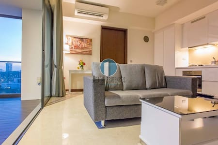Modern City Suite - near Tourist Sites and MRT - Singapura