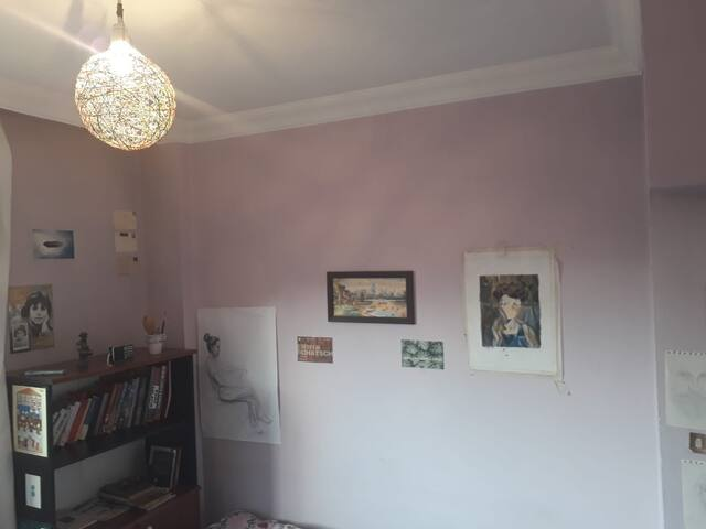 cosy room in uskudar