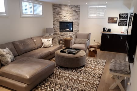 Fabulous guest suite in private home