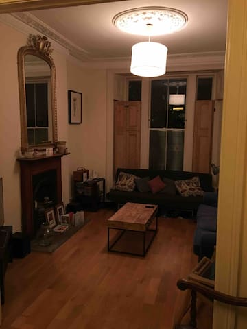 Large, Quiet, Double-room , Central Location