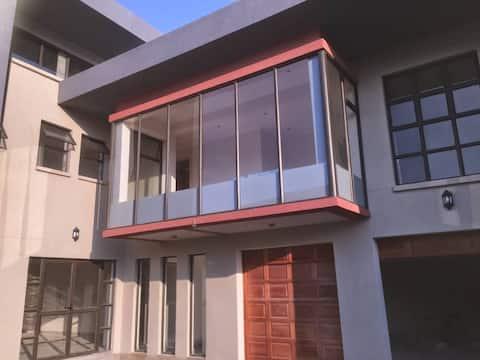 sabena kgale  villa 2.This is shared entrance