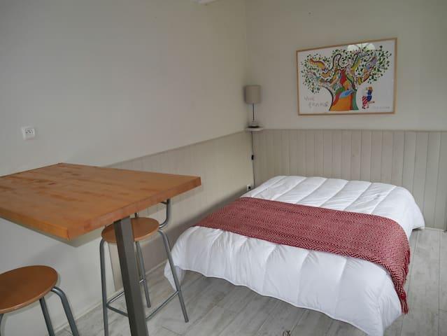 Petit studio en normandie - Saint-Martin-en-Campagne - Annat