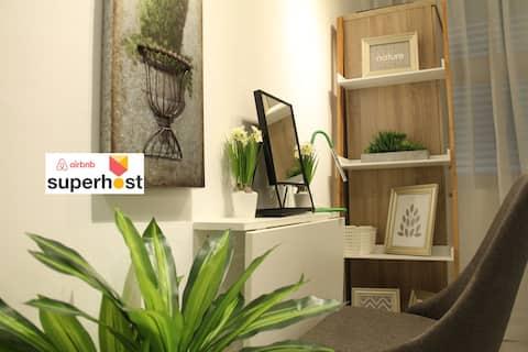 Garden Studio | WIFI MOVIES | UNITEN, UPM, IOI