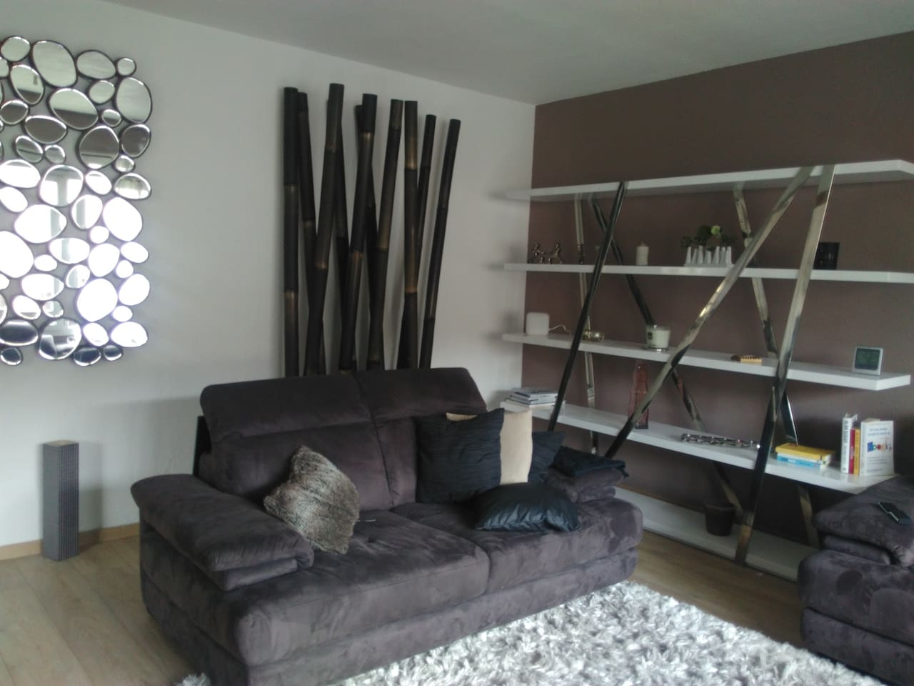 2 Rooms plus a big living room, 112m2 in total