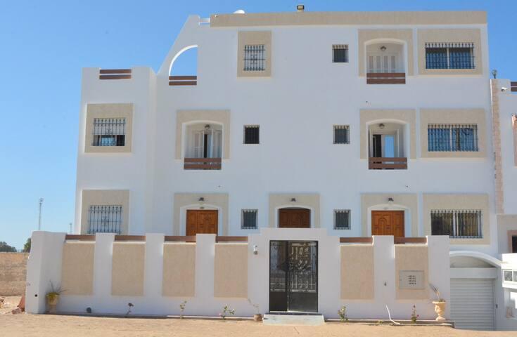 L'Ile Douce n°4 - Houmt Souk - Apartment