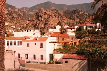 Alojamiento Bernardo - Vallehermoso - Hus