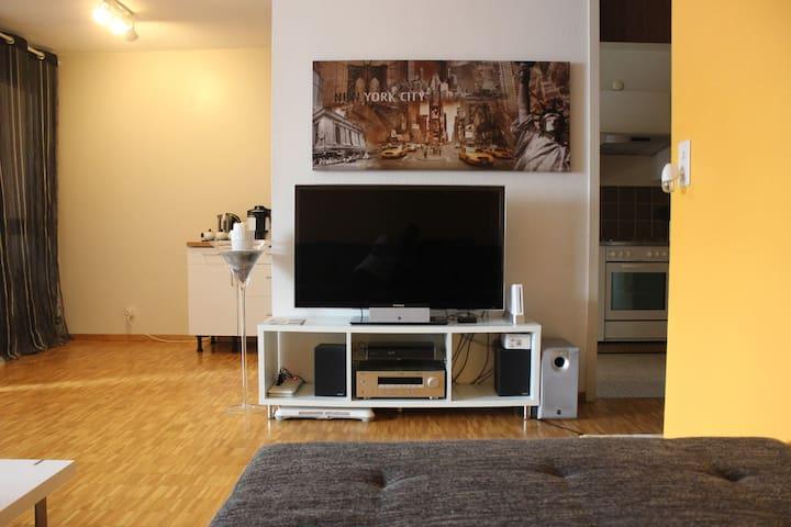 Très grand appartement au calme - Meyrin - Pis