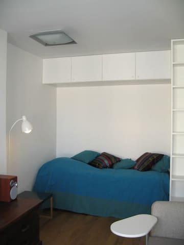 2 pièces meublé. 35 m2. Paris 14ème arrondissement