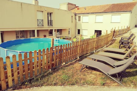 Appartment in Saint Loup sur Thouet