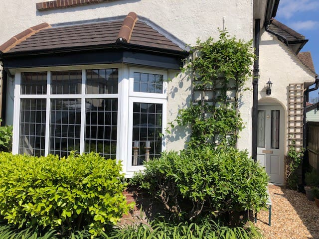 Family home for a summer holiday in Poole, Dorset