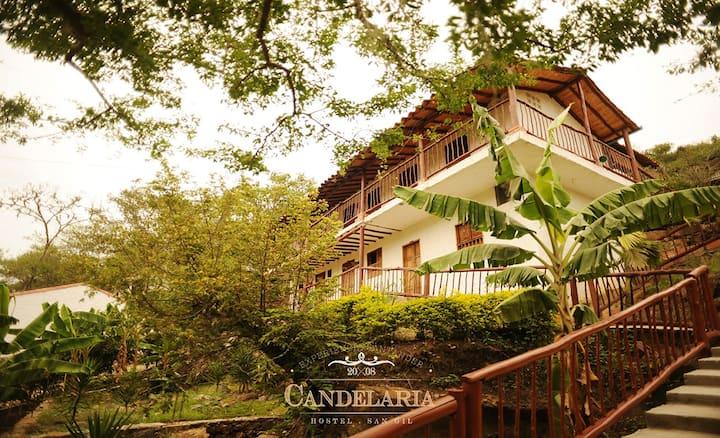 San Gil, naturaleza y relax