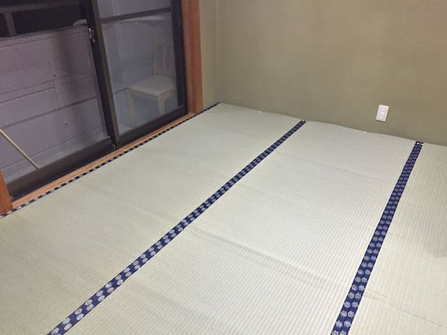 関西空港から約20分。貸切のお部屋でプライバシー重視しています。 - 泉佐野市 - Apartamento