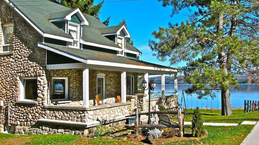 Amabilis - Hébergement Lac Megantic - Piopolis - Hus
