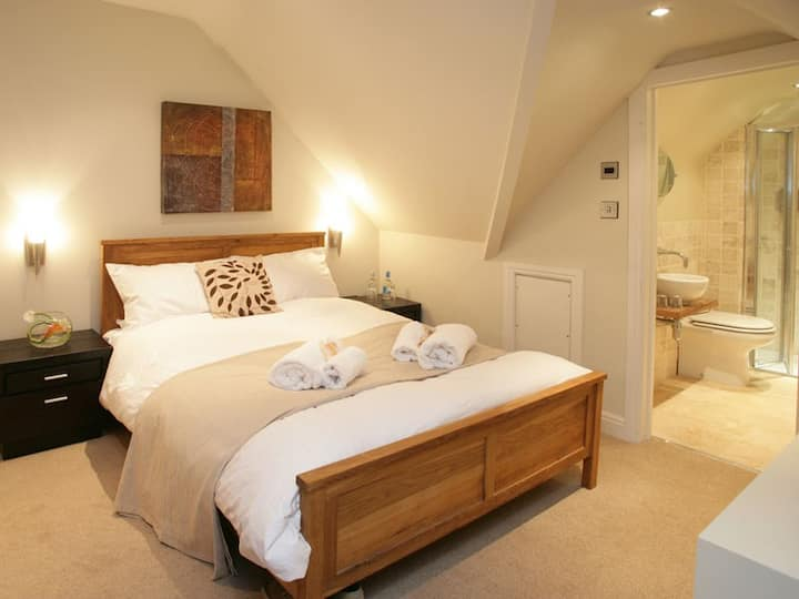 Our smallest room but still perfectly formed!