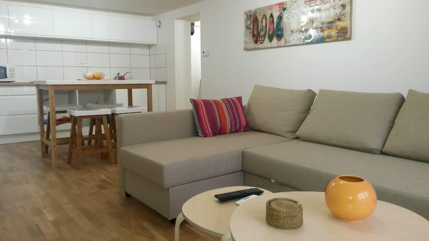 appartement tt équipé proche Metz - Courcelles-Chaussy - Apartemen