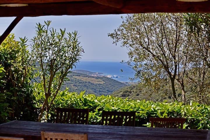 Villa Serenità classé meublé 4 étoiles