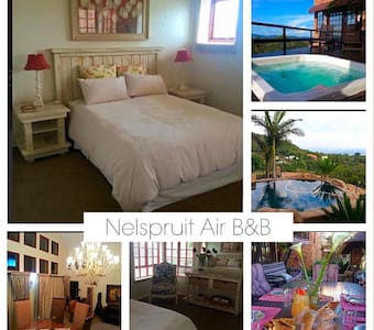 Luxury room near the Kruger Park - Huis