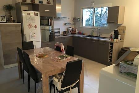 Maison de plein pied - Cahors - 独立屋
